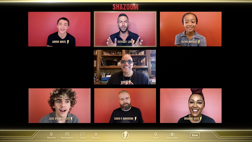 DC FanDome: Shazam 2 title revealed... and Sinbad is in the movie! 5