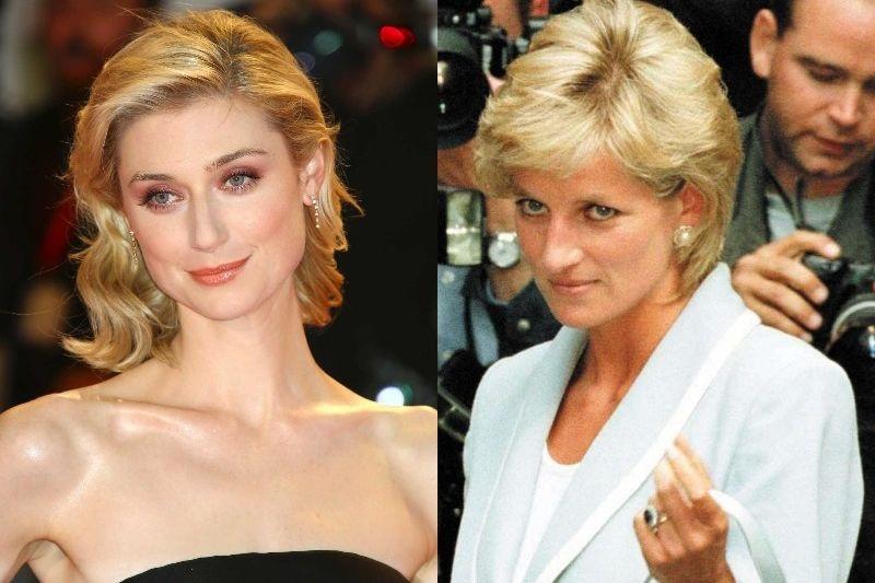 Elizabeth Debicki cast as Princess Diana for The Crown seasons 5 and 6 2