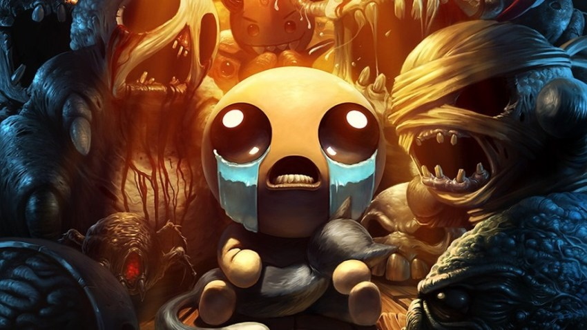 """Binding of Isaac's """"Repentence"""" expansion is as large as a sequel says Edmund McMillen 2"""