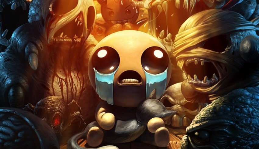 """Binding of Isaac's """"Repentence"""" expansion is as large as a sequel says Edmund McMillen 10"""