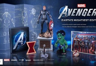 Win a Marvel's Avengers PS4 collector's edition! 14
