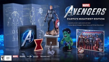 Win a Marvel's Avengers PS4 collector's edition! 1