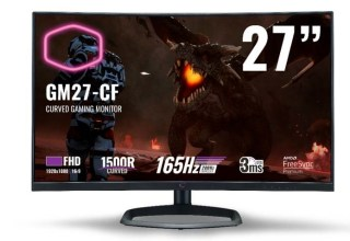 Cooler Master's new curved gaming monitors are coming to South Africa 50