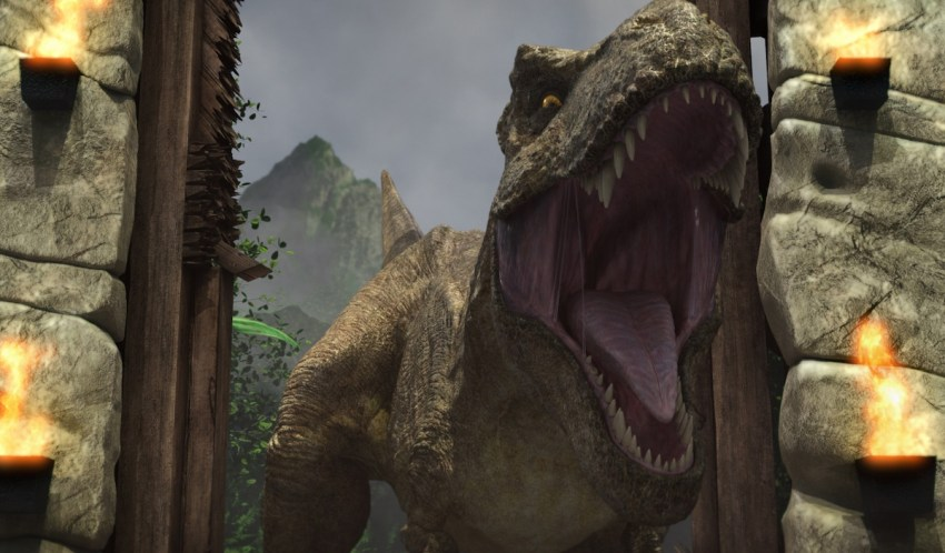 Jurassic World: Camp Cretaceous trailer unleashes all the dinosaurs 2
