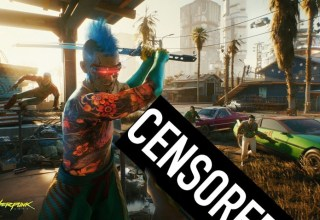 Cyberpunk 2077 has genital replacement augmentations, that's it that's the headline 6