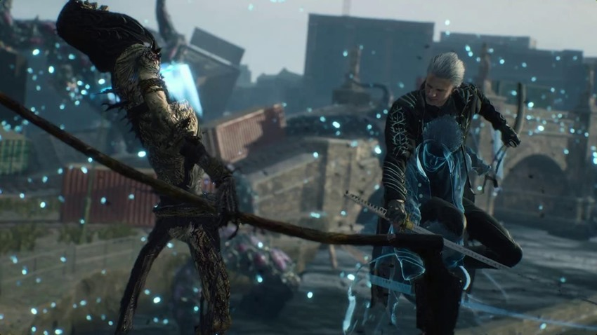 Devil May Cry 5 Special Edition Has Ray Tracing Runs At 120fps And Includes A New Turbo Mode
