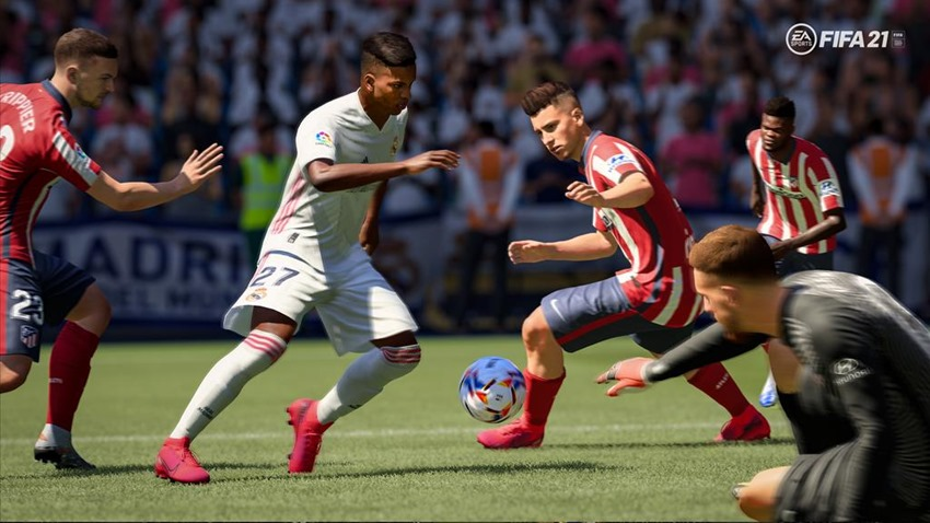 FIFA 21's online features are a frustrating mess 8