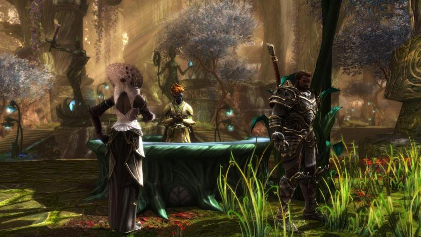 Kingdoms of Amalur Re-Reckoning Review - Lore and order 9