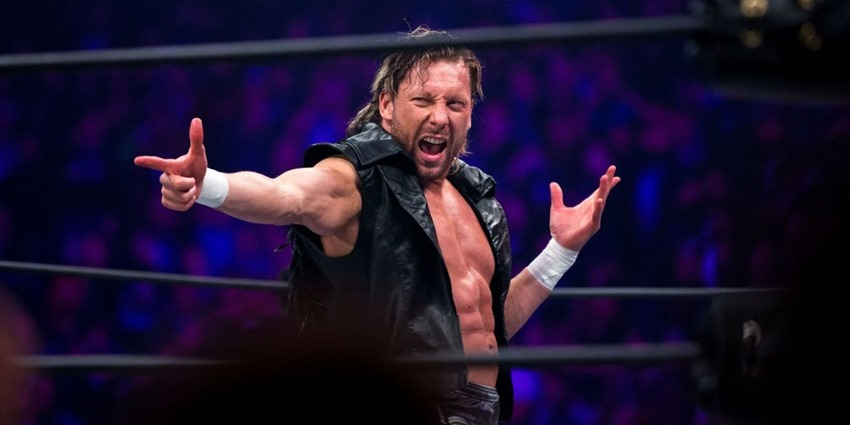 """Kenny Omega talks AEW video game–""""the best wrestling product as a video game that you could probably find on the market"""" 16"""