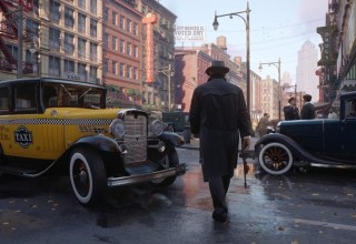 Mafia: Definitive Edition Review - Al Caprovolone 1