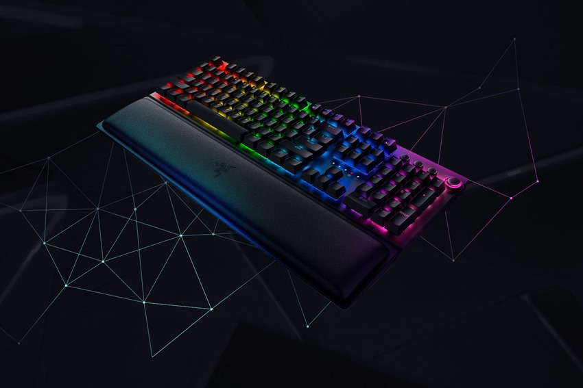 Razer is going wireless with new Blackshark, Deathadder, and Black Widow gear - Critical Hit