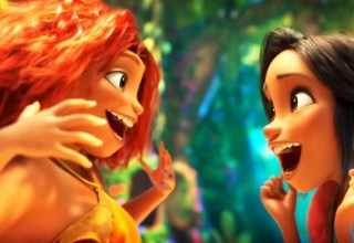 Croods 2: New Age trailer introduces a modern family to the Stone Age 8