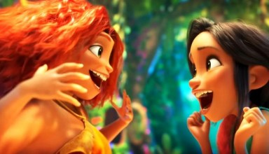 Croods 2: New Age trailer introduces a modern family to the Stone Age 7