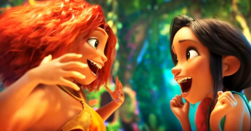 Croods 2: New Age trailer introduces a modern family to the Stone Age 2