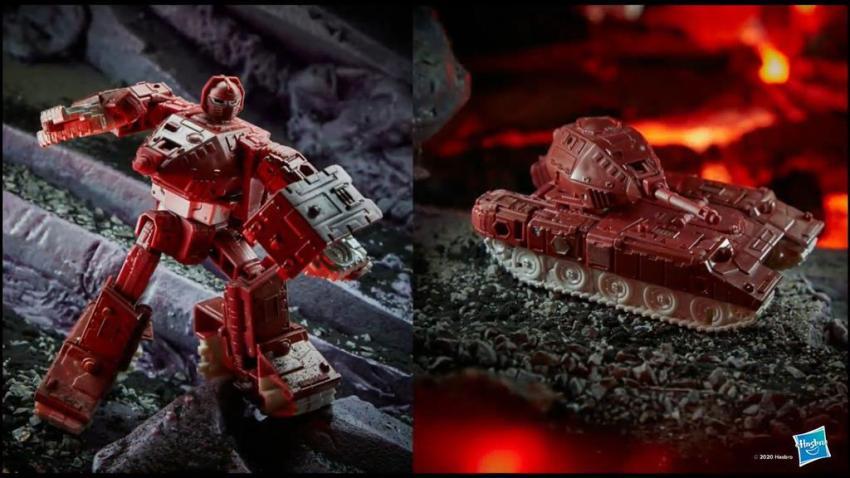 Transformers War for Cybertron: Kingdom is restarting the Beast Wars 36