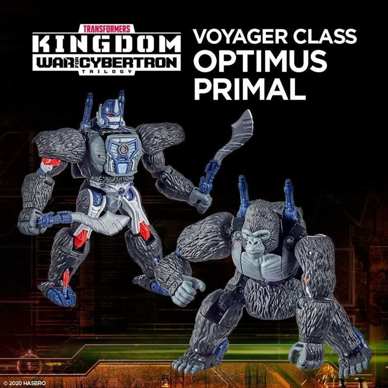Transformers War for Cybertron: Kingdom is restarting the Beast Wars 28