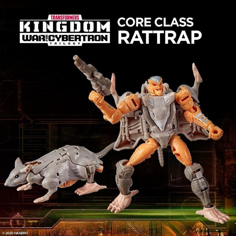 Transformers War for Cybertron: Kingdom is restarting the Beast Wars 29