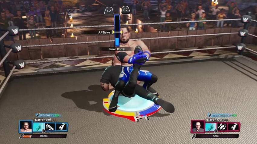 WWE 2K Battlegrounds AJ Styles (3)