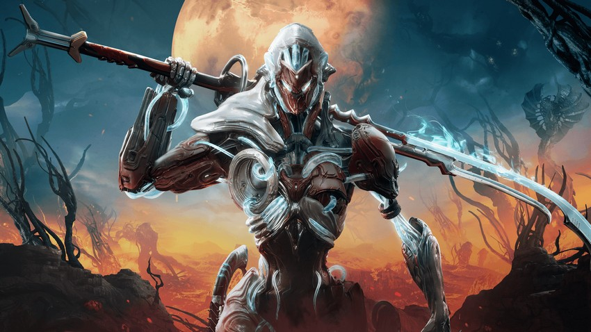 """Warframe is shrinking its install size with """"The Great Ensmallening"""" 4"""