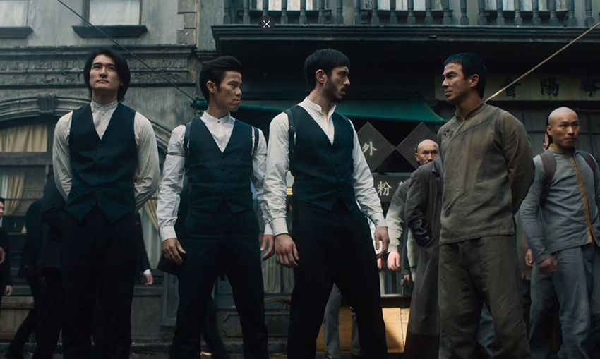 Warrior S2: We chat to martial arts star Joe Taslim about mixing drama with fighting 14