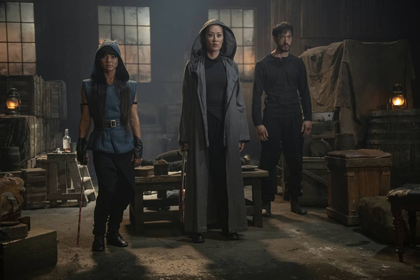 Warrior S2 - We talk to Olivia Cheng about morally complex characters, Asian representation, and more 8
