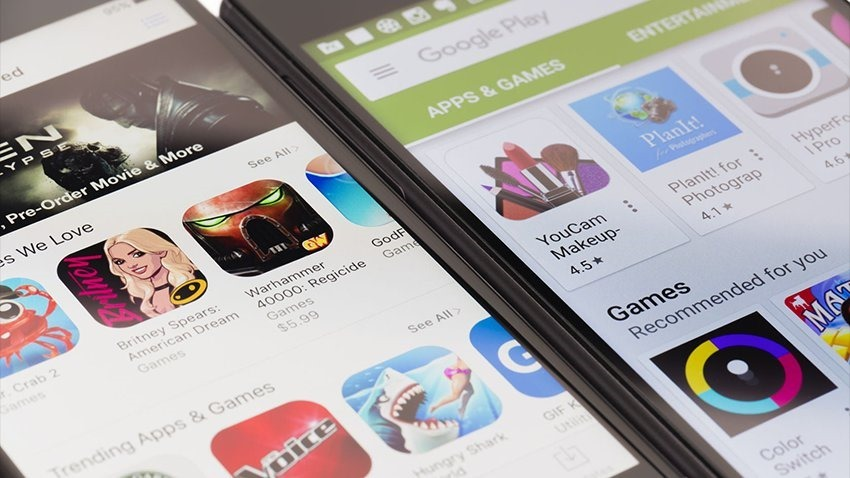 Google promises more third-party app store support in Android 12 1