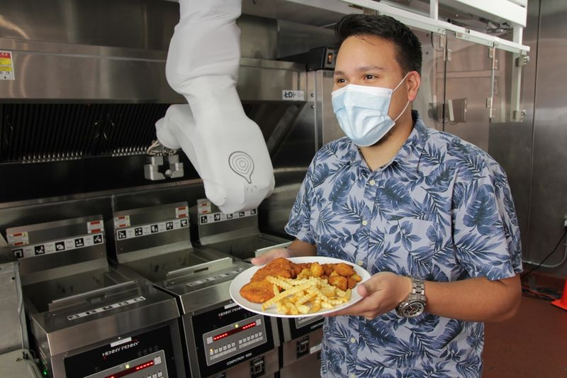 The automated cook of the future has arrived 8