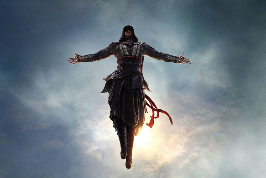 Netflix developing a live-action Assassin's Creed TV series 3