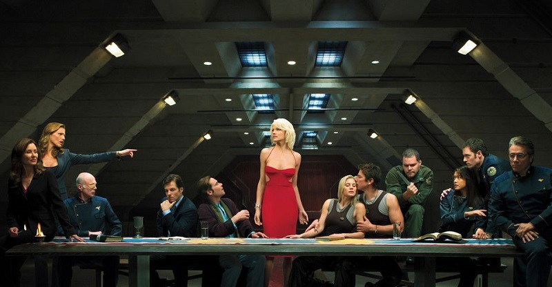 A Battlestar Galactica movie is back in development with X-Men's Simon Kinberg attached 3