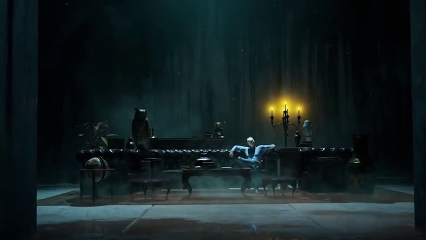 Gotham Knights teaser hints at the Court of Owls deadly maze hideout 3