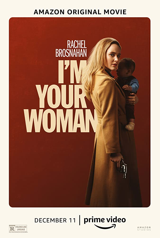 It's time to learn to fend for yourself in Amazon's R-rated crime drama I'm Your Woman 4