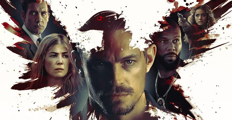 The Informer trailer has Joel Kinnaman locked up and looking for payback 3