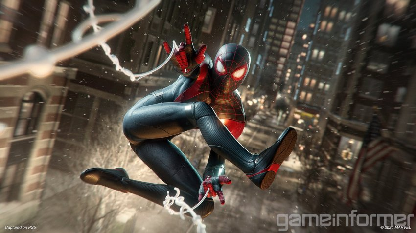 Spider-Man: Miles Morales has no loading screens at all on PS5 8