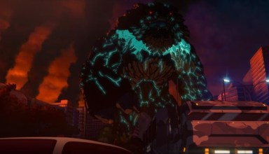 Pacific Rim: The Black – Australia has fallen in this first look at the Netflix anime series 3