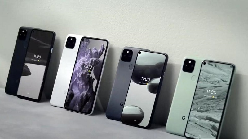 Google launches new Pixel phones, speaker and Chromecast 7