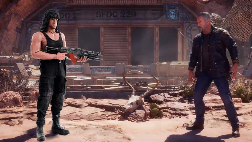 Mortal Kombat 11's final DLC character could be Rambo 9