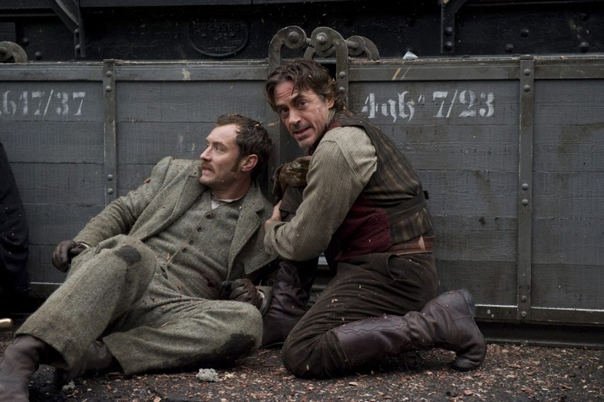 Robert Downey Jr. wants Sherlock Holmes 3 to launch a cinematic Mystery-verse 5