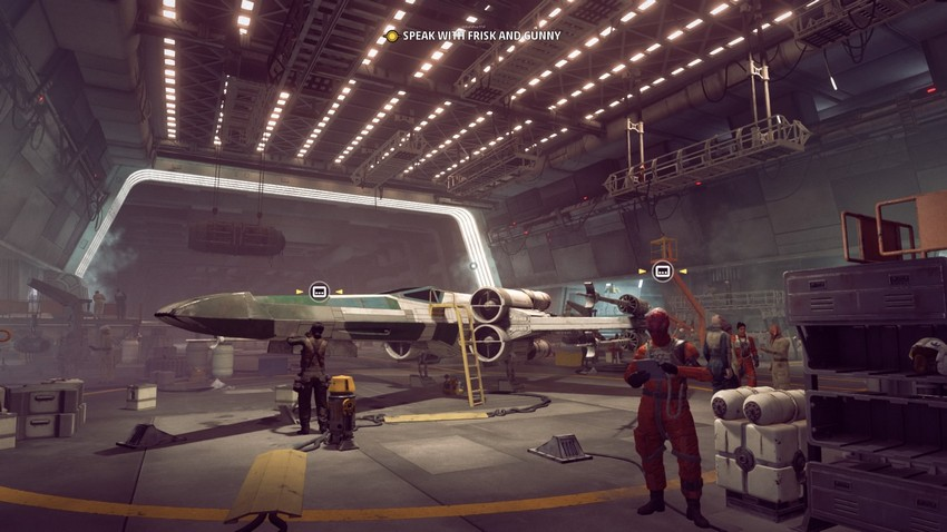 Star Wars: Squadrons review - Assault in our stars 11