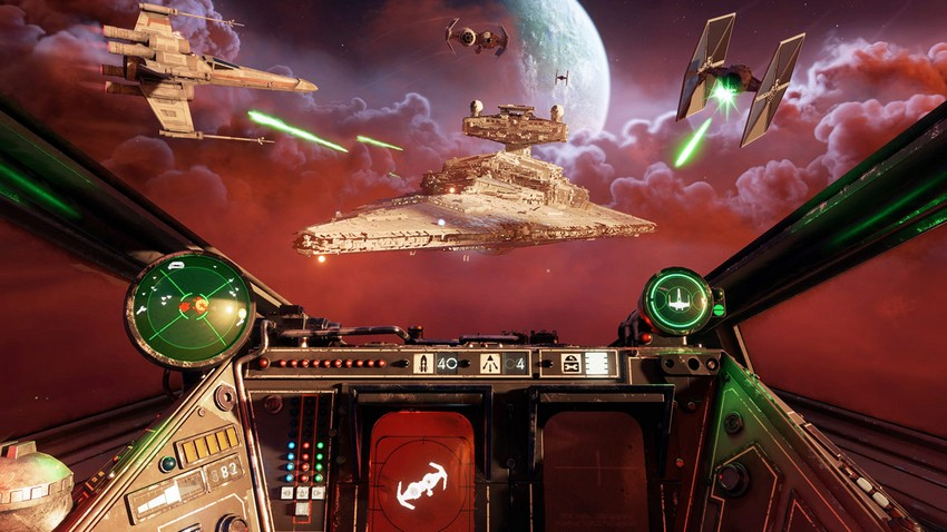 Star Wars: Squadrons review - Assault in our stars 10