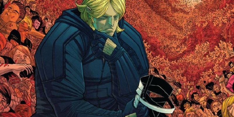 Brutally violent comic book series The Strange Talent of Luther Strode is headed to the big screen 4