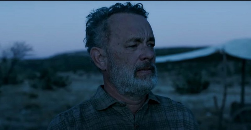 Tom Hanks spreads the News of the World in this new action-packed trailer 2