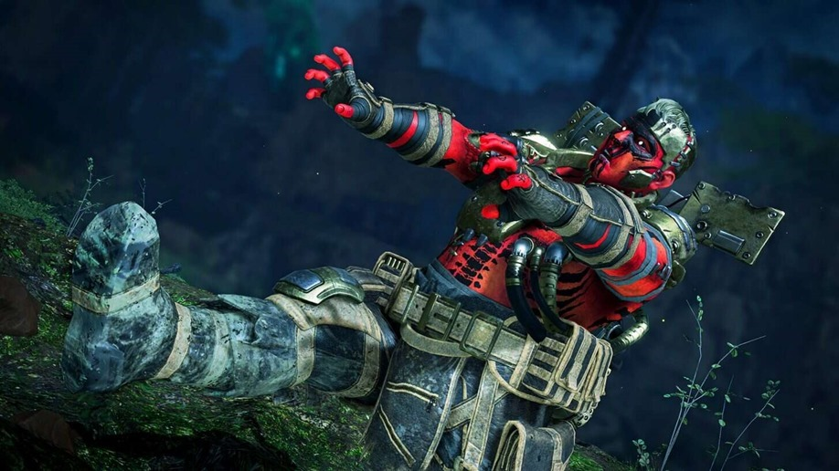 Apex Legends' Fight or Fright event brings back wall-running for the undead - Critical Hit