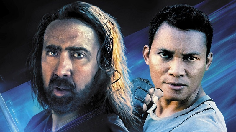 Nicolas Cage fights a martial artist alien invader in the bonkers Jiu Jitsu trailer 3