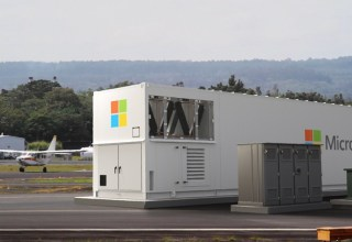 Microsoft has created a portable Azure datacentre 6