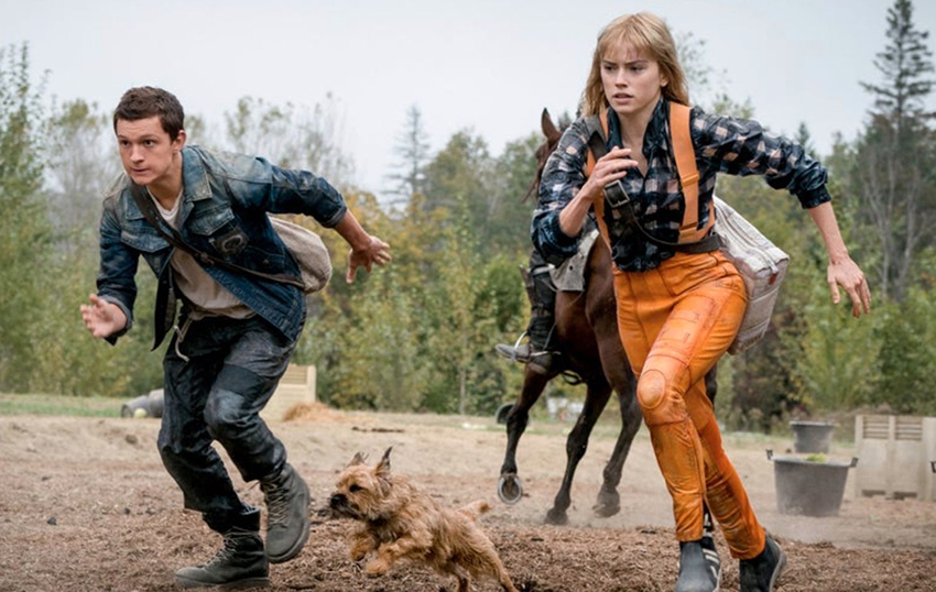 Chaos Walking is finally happening and we actually have a trailer to prove it! 12