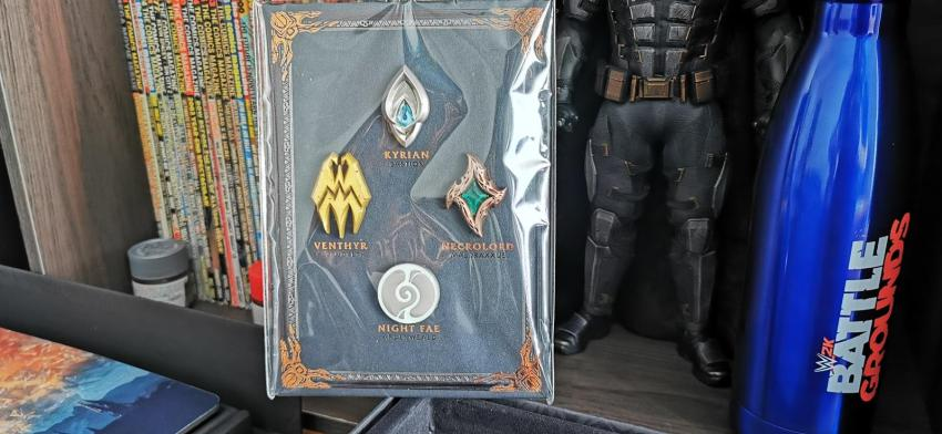 Behold the resplendent glory of this World of WarCraft: Shadowlands Epic Collector's Edition unboxing! 24