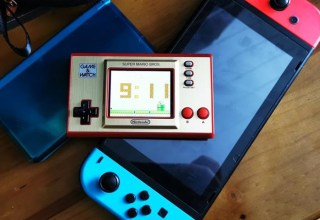 The Game & Watch: Super Mario Bros. is Nintendo's classic series at its portable best 18