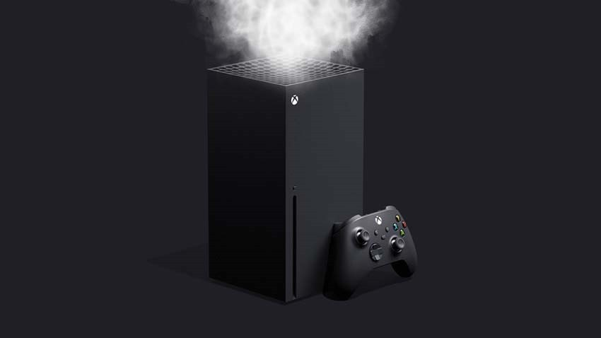 Videos of New Xbox Series X Consoles Spouting Smoke Go Viral