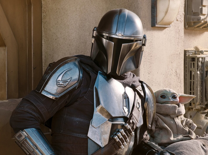 More than a billion minutes of The Mandalorian were streamed during November 3