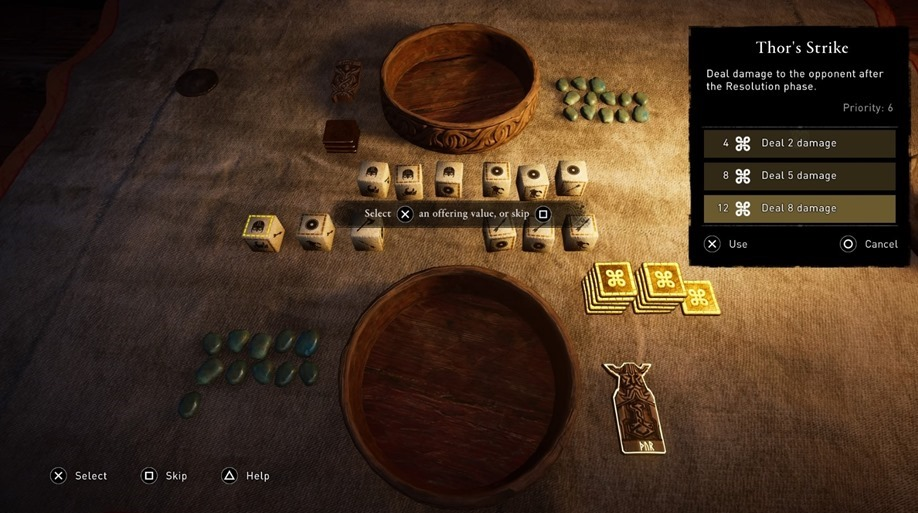 Orlog, the dice game in Assassin's Creed: Valhalla, is getting a physical adaption - Critical Hit